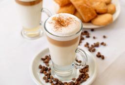 Café Capuchino de Chocolate Blanco