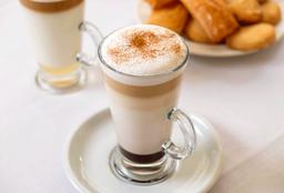 Café Capuchino de Chocolate Oscuro