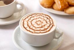 Café Latte de Chai Mango