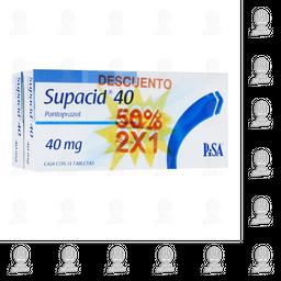 Supacid 1+1 40Mg14 Grag