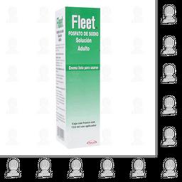 Fleet Enema Para Adulto133 mL 1 U. (16 g)