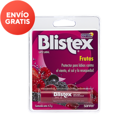 Blistex Frutos Rojos 4.2 g