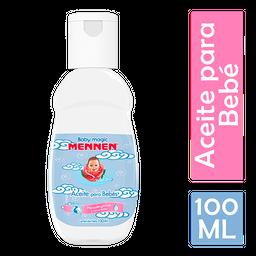 Mennen Aceite Para Bebé Baby Magic Hipoalergénico