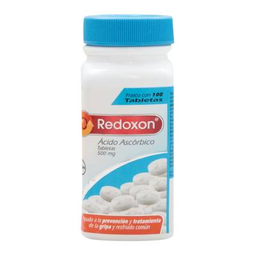 Redoxon Oral 500 Mg C/100 Tabs