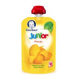 Papilla Gerber Junior Primera Etapa Mango