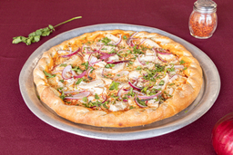 Pizza Buffalo Picante