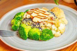 Fit Bowl de Quinoa y Pollo 400g