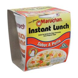 Maruchan Sopa Instantánea Pollo