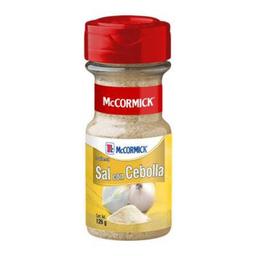 Mc Cormick Sal Con Cebolla