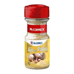 Mc Cormick Ajo en Polvo Ajos Sales y Cebollas