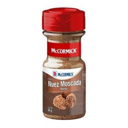 Mc Cormick Nuez Moscada Molida