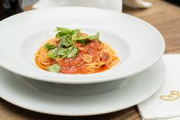 Espagueti Pummarola