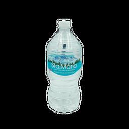 Agua Santa María Natural