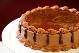 Pastel Doble Chocolate Mediano