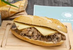 Sandwich de Champiñones