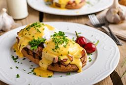 Huevos Benedictinos