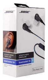 Audífonos Bose QC20 Para Dispositivos Apple Mfi Negro WW 1 U