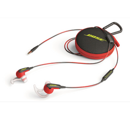 Audífonos Bose Soundsport In Ear Para Apple Red 1 U