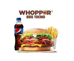 Whopper® Bacon BBQ