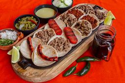 Parrillada Mexicana de Tacos