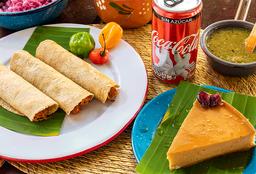 Combo Tacos Cochinita