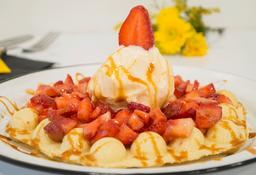 Waffle Pinkberry