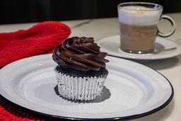Cupcake + Café Americano o Capuchino