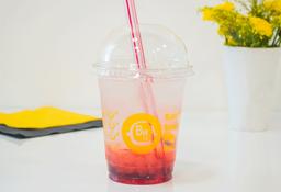Bubble Soda de Fresa