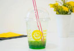 Bubble Soda de Manzana Verde