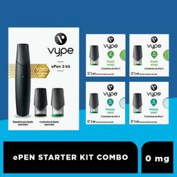 Starter combo ePen3 0 mg/mL