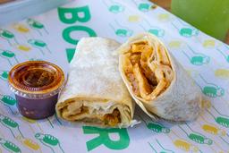 Burrito de Chicharrón