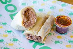 2x1 Burrito de Frijol