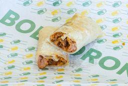 Burrito de Fajita de Camarón