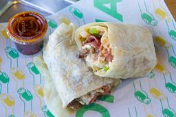 Burrito de Fajita de Res