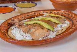Huarache Con Costilla