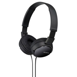 Audífonos Sony Mdr-zx110 Negro 1 U
