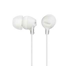 Audífonos Sony Mdrex15Lp Blanco 1 U