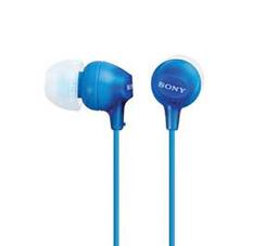 Audífonos Sony Mdrex15Lp/Vcuc Azul 1 U