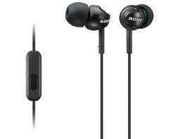Audífonos Sony Mdrex110Apbquc Negro 1 U