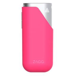 Cargador de Batería Zagg 3000 Mah Pink Power Battery Amp 3 1 U