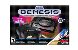 Consola Sega Genesis Mini Retro 1 U