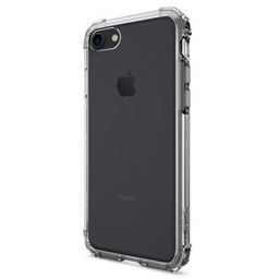 Funda iPhone 7 Spigen Crystal Shell Dark 1 U