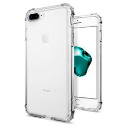 Funda iPhone 8 Plus Spigen Crystal Shell 1 U
