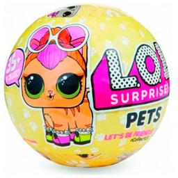 Muñeca Lol Surprise! Pets Sorpresa 2 U