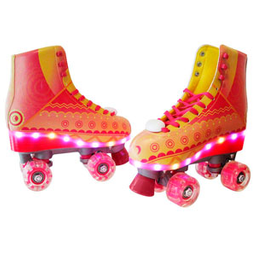 Patines Sol y Luna 3.0 Light Up Rayo de Sol T-32 1 U
