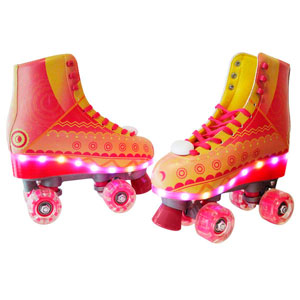 Patines Sol y Luna 3.0 Light Up Rayo de Sol T-36 1 U