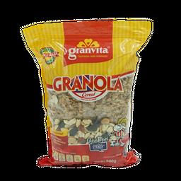 Granola Cereal - Granvita - Paquete 800 Gr
