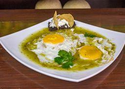 Huevos Lima Limón