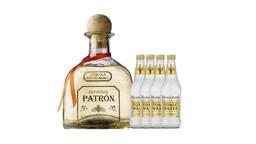 Combo Tequila Patrón Reposado + Agua Tónica Fecer Tree