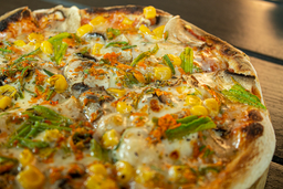 Pizza Zucca Fiore